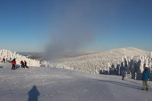 Mont-Tremblant summit