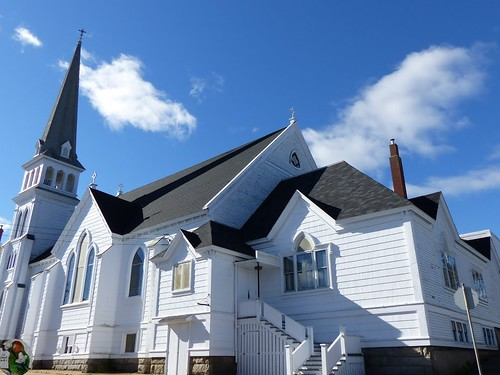 Kanada – Novo Scotia – Lunenburg - Zion Evangelical Lutheran Church