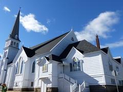 Kanada – Novo Scotia – Lunenburg - Zion Evangelical Lutheran Church