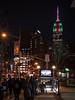 Christmas in New York (Vincent F Tsai) Tags: street streetphotography urban city nyc newyorkcity subway empire state building night panasonic leicadgsummilux25mmf14 lumixgx8