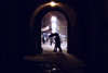 arch (ewitsoe) Tags: people couple umbrella erikwitsoe nikond80 35mm street city urban citylife winter snow snowing silhouette europe light night evenign storm staryrynek oldmarket oldmarketsquare