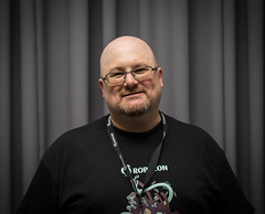 Guest of Honor 2016 Ross Watson 2016 Photo Mikael Peltomaa (Ropecon media) Tags: ropecon ropeconmedia ropecon2016
