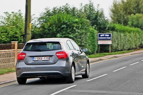 Mercedes-Benz A 180 CDi W176 - 1-EKW-119 - Belgium