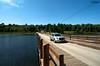 Sunset Lake Floating Bridge (le Brooklands) Tags: brookfield d7000 floatingbridge route65 sigma1224mm sunsetlake vermont
