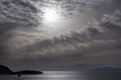 5 Islands: Tinos – Seascape (Thomas Mülchi) Tags: cycladesislands cyclades 2016 seascape tinos backlight sun sea sky clouds spring islandhopping southaegean greece agiossostis egeo gr