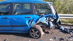 Fiat Stilo SW (rsfusco_fusco) Tags: fiat stilo sw itali sp 666 2016 tow fusco riccardo italia italy ciociaria incidente via per campoli appennino