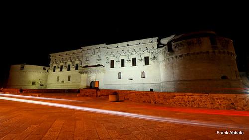 Corigliano d'Otranto: Castello de' Monti