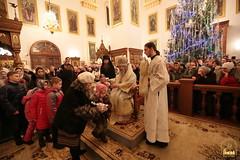110. Nativity of the Lord at Lavra / Рождество Христово в Лавре 07.01.2017