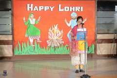 NOBLITES REAP HAPPINESS AT THE FESTIVITIES OF LOHRI (Noble HIgh School) Tags: cbse schools gurgaon senior secondary school