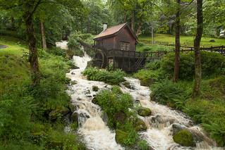 A fairy tale mill