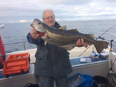 "Cyril Sansom's 12lb Pollack 08.01.17 • <a style=""font-size:0.8em;"" href=""http://www.flickr.com/photos/113772263@N05/32304954346/"" target=""_blank"">View on Flickr</a>"