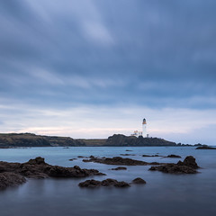 Turnberry Lighthouse (dalejckelly) Tags: canon 7dmarkii 1635mmf4 leefilters ndfilter leebigstopper longexposure seaside sea coast coastline beach turnberry turnberrylighthouse lighthouse ayrshire trumpturnberry scotland visitscotland landscape