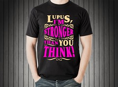 Lupus I'm Stronger Than You Think!    For Someone...... (akkhokon1) Tags: blank tshirt black template man model empty space copy design boy shirt advertisement advertising advert ad standing isolated student casual male human closeup one people person teenager young posing teen fit figure cotton print outline copyspace chest men front concept presentation commercial body sporty studio collage european