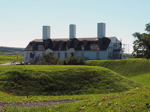 Officers' Quarters, Fort Anne, NS