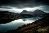 Quinag Ridge from Loch a Chairn Bhain (MacLeanPhotographic) Tags: highlands landscape scotland travel water loch quinag chairn bhain mountains cloud fujifilm xt2 1655mmf28 long exposure lee09ndgrad lee10xndbigstopper