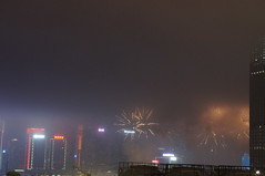 2017 Hong Kong New Year Firework (Marco Hazard) Tags: 2017 hong kong new year firework