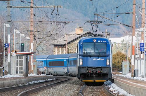 From Praha to Graz
