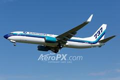 Eastern Air Lines Boeing 737-8AL - N276EA (Cary Liao) Tags: arlington virginia va dca eal easternairlines boeing737800 ronaldreaganwashingtonnationalairport kdca caryliao aeropx n276ea spiritofcaptaineddierickenbacker
