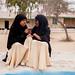 School girls portrayed, Hargeisa