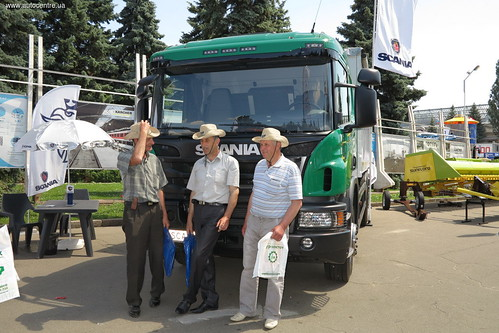 Scania Agro-2015