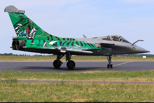 RAFALE C 113-IX 119 TIGER Tours juin 2015