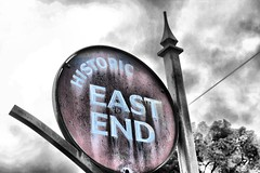 Historic East End Of Nashville Sign. May 2015 (SunnyGoller) Tags: nashville eastnashville 615 the615
