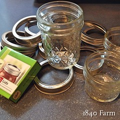 "No Canning Rack?  No Problem!  Have you ever wished that you had a canning rack that would adjust to every pot in your kitchen?  I did.  I never seemed to have a rack that I liked or that fit very well into whichever pot I was using for canning.    Then I • <a style=""font-size:0.8em;"" href=""https://www.flickr.com/photos/54958436@N05/18401995933/"" target=""_blank"">View on Flickr</a>"