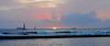 Extinguished (jcc55883) Tags: ocean sunset sky clouds hawaii nikon waikiki oahu horizon pacificocean honolulu waikikibeach nikond3200 yabbadabbadoo d3200 kuhiobeachpark