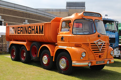 Foden S21 Hoveringham KNN616E (NTG's pictures) Tags: show heritage classic museum vintage centre sunday commercial motor warwickshire s21 foden gaydon hoveringham knn616e 14june2015