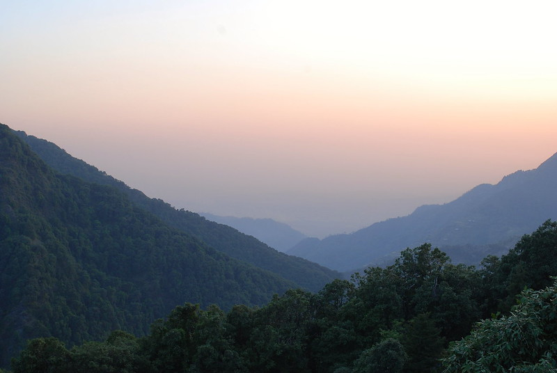 A Kumaon nightfall