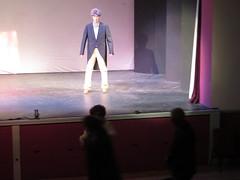 2015_06_27 06 Picking on audience member (Riverside Drama Company) Tags: whodidit riversidedramacompany midsummerthreesome