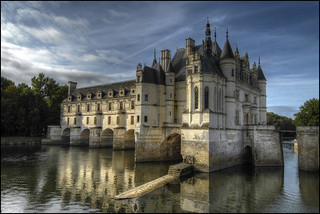 CHENONCEAU 1 HDR1 flickr