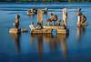 Rock Zen (Perry McKenna) Tags: longexposure art water river rocks zen fujifilm sculptures balancing ottawariver shim xt1