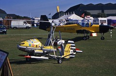 Wallis Autogyro (stuartmitchell333) Tags: middlewallop wallisautogyro