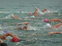 P1050335 (narcissusfm) Tags: club volta banyoles aigues lestany natacio obertres