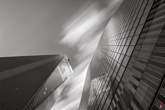 1 &7 World Trade Center, New York, NY (ceeenbee) Tags: longexposure newyork 7worldtradecenter neutraldensity 1worldtradecenter