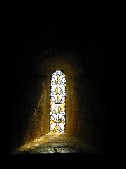 Old window (++sepp++) Tags: frankreich france fenster window architektur architecture gegenlicht backlight backlit kloster abbey