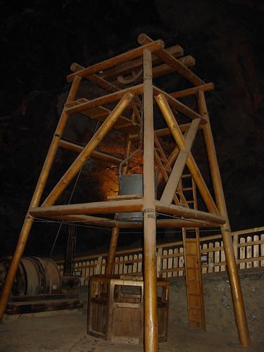Salt Mine Tour