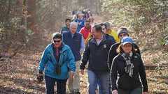 2017 First Hike (Maryland DNR) Tags: 2017 firstdayhike cedarville stateforest hiking recreation secretary markbelton