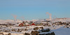 Thermal springs (Jenny Thynne) Tags: iceland snow steam thermal myvatn