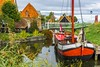 Moored (pel16931) Tags: enkhuizen holland ijsselmeer museum nl nederland netherlands noordholland northholland sonyilce6000 westfriesland westfries zuiderzee zuiderzeemuseum