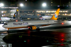 Thomas Cook (Condor) 763 at FRA (atg3v) Tags: thomascook condor fra frankfurt frankfurtammain eddf germany boeing boeing767 767300 767 763 b767 airliner aviation dabua