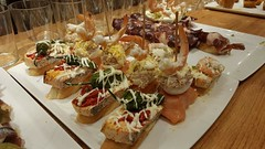 Pintxos everywhere!