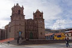 Katedra na Plaza de Armas | Cathedral
