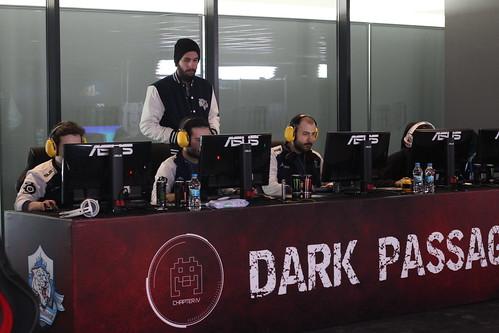 Dark Passage - Chapter IV - 21.1.17
