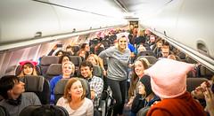 2017.01.20 Alaska Air Flight 6 in Pink LAX-DCA 00044
