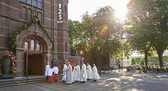 Laurentiuskerk, Heemskerk, 2016 (pmhudepo) Tags: kerk church laurentiuskerk stlawrence nikondf heemskerk churchmass churchservice kerkdienst nikonafs173528