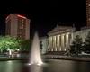 Legislative Plaza (TnOlyShooter) Tags: legislativeplaza warmemorialauditorium fountain statecapitolbuilding night nashville tennessee sheraton hotel