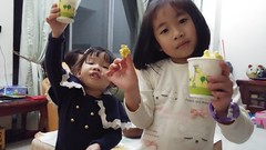 20170109 (violin6918) Tags: violin6918 taiwan hsinchu lg g3 mobile cute lovely baby girl family portrait kid daughter littlebaby angel children child pretty princess vina shiuan