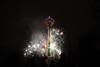 Glitter New Year (zenseas : )) Tags: newyear 2017 spaceneedle seattlespaceneedle lowerqueenanne fireworks belltown dark festive winter cold seattle washington glitter